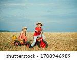 Little Family Farmers. Eco Farm ...