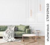 Stylish Living Room Interior Of ...