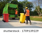 Garbage Collector Worker Of...