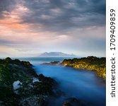 Table Mountain Coast In Cape...