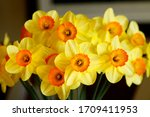 Bouquet Of Yellow And Orange...