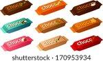 vector illustration of various... | Shutterstock .eps vector #170953934