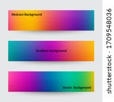 Abstract Pink  Teal  Purple An...