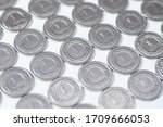 polish currency   Shutterstock . vector #1709666053