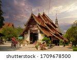 Wat Wiang  Thone Lampang Lanna...