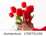 Blooming Bouquet Of Amazing Re...