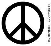 vector international symbol of... | Shutterstock .eps vector #1709948959