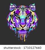 Tiger Head Tattoo. Tiger...