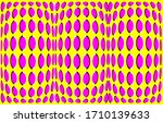 optical illusion clipart with...   Shutterstock .eps vector #1710139633