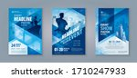 business flyer poster design... | Shutterstock .eps vector #1710247933