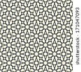 ornamental pattern. arabic... | Shutterstock .eps vector #171047093