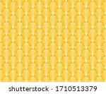 classic leaves art deco...   Shutterstock .eps vector #1710513379