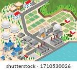 biofuel energy  biofuel power...   Shutterstock .eps vector #1710530026