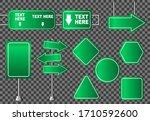 road sign street vector...   Shutterstock .eps vector #1710592600