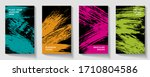 cover page design template.... | Shutterstock .eps vector #1710804586