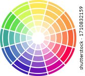 Monochromatic Color Wheel....