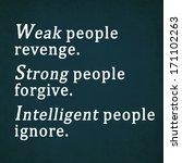 inspirational motivating quote... | Shutterstock . vector #171102263
