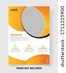 premium vector in professional... | Shutterstock .eps vector #1711225900