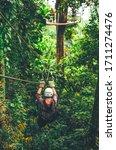 Zip Line Adventure In...