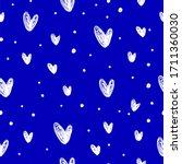 abstract seamless pattern... | Shutterstock .eps vector #1711360030