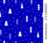 abstract seamless pattern... | Shutterstock .eps vector #1711360033