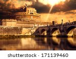 Landscape Photo Of Rome
