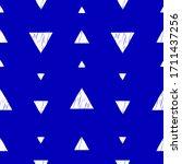 abstract seamless pattern... | Shutterstock .eps vector #1711437256