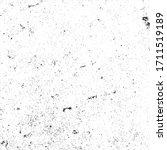 vector grunge black and white... | Shutterstock .eps vector #1711519189