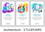 financial statement vector ... | Shutterstock .eps vector #1711691890