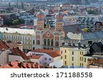 Plzen  View Of The Great...
