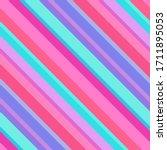 bright stripe pattern. vector... | Shutterstock .eps vector #1711895053