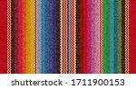 blanket stripes seamless vector ... | Shutterstock .eps vector #1711900153