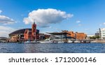 Cardiff Bay With The Historic...