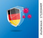 illustration vector graphic of... | Shutterstock .eps vector #1712034409