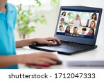 Online Remote Learning. High...