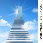 Stairway To Heaven. The Stairs...