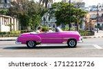 Havana  Cuba   25 July 2018  A...