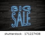 pastel gray  stylish sale 3d... | Shutterstock . vector #171227438