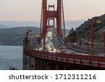 Golden Gate Bridge View Of...