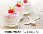 Strawberry Smoothie With...