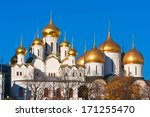 dormition and annunciation... | Shutterstock . vector #171255470