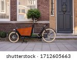 Typical Dutch Carrier Bicycle...
