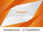 minimal geometric background.... | Shutterstock .eps vector #1712690053