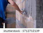 Plastering Of Plaster Workers...