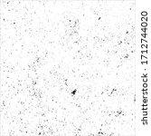 vector grunge black and white... | Shutterstock .eps vector #1712744020