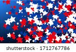 usa independence day. colors of ...   Shutterstock .eps vector #1712767786