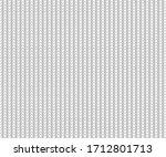 wave line and wavy zigzag... | Shutterstock .eps vector #1712801713