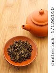 chinese tea leave | Shutterstock . vector #171282050