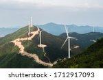 Wind Turbine Built On Top Of...