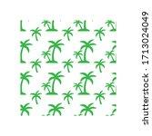 vector illustration of palm... | Shutterstock .eps vector #1713024049